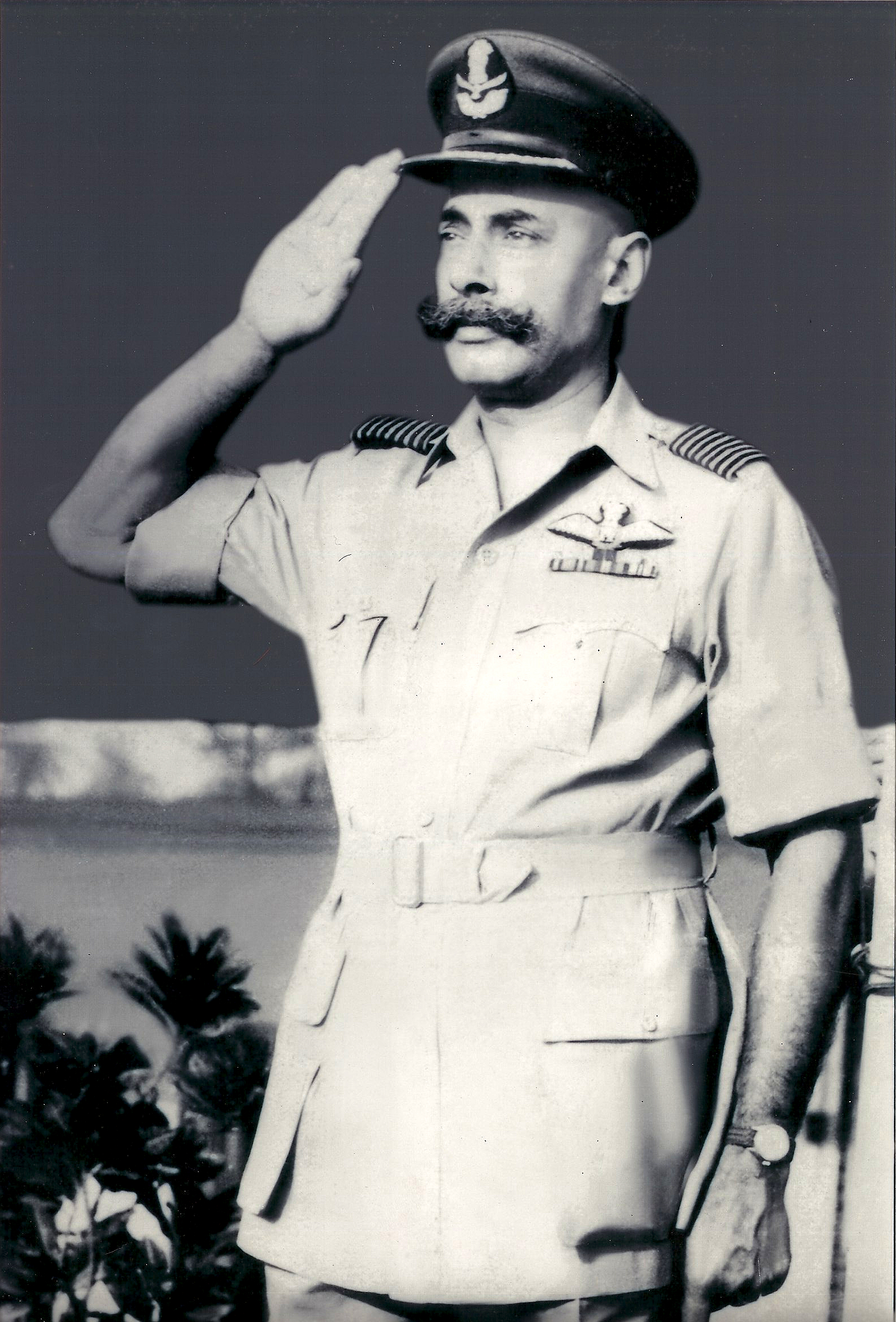 My grandfather: (late) Group Captain S.K. Mukerji