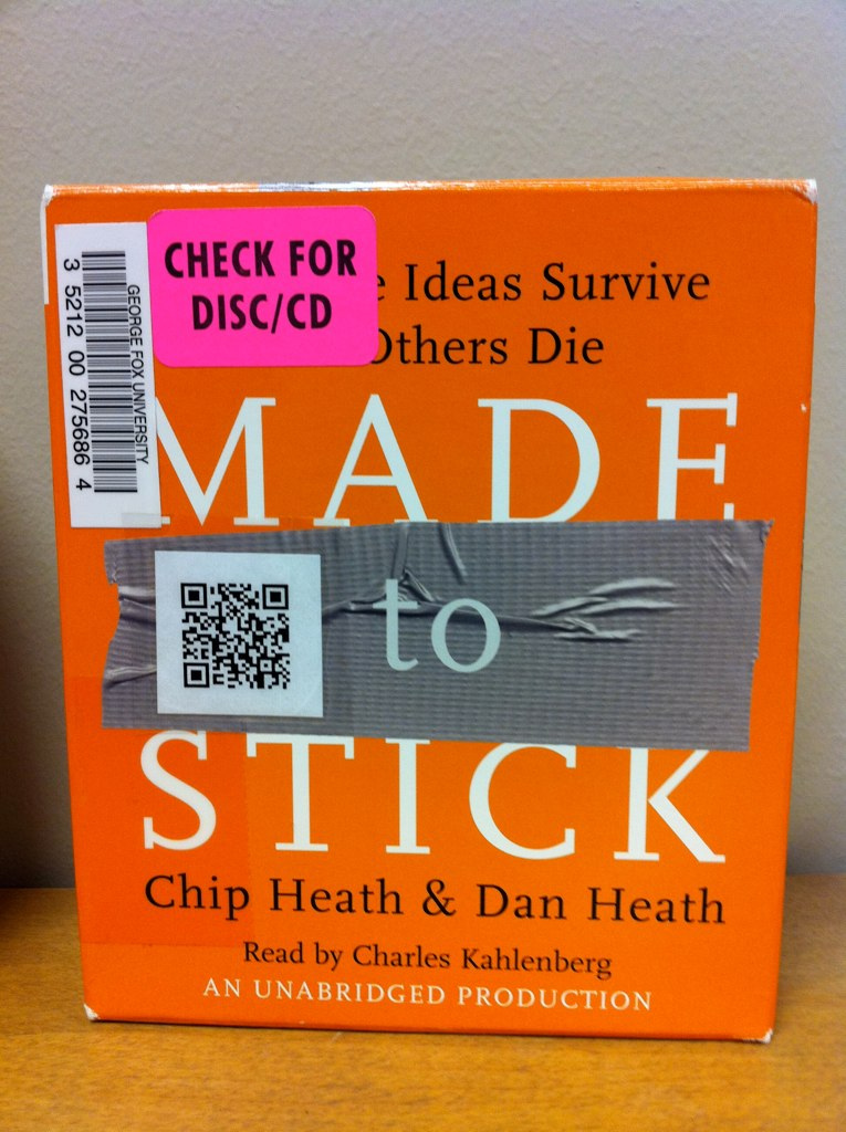 is your QR code campaign made to stick?