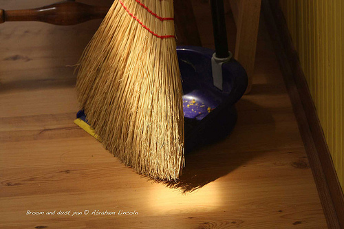 can't we sweep AVE away?