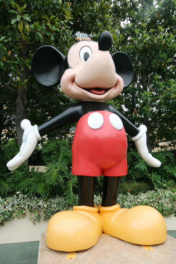 what would Mickey measure?