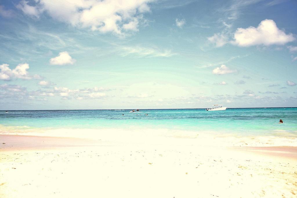 Jamaica's beautiful beaches