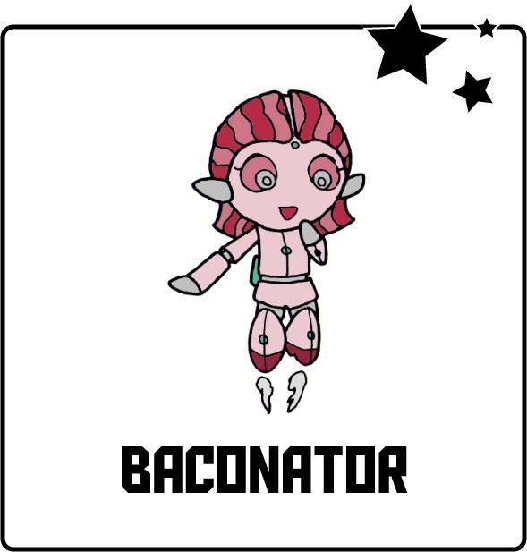 the Baconator