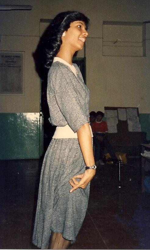 Shonali at Age 18