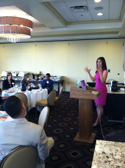 presenting on measurement to PRSA Orlando