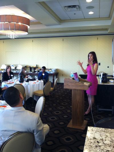 presenting on measurement to PRSA Orlando