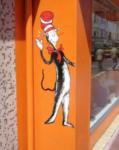 Seuss is Everywhere!