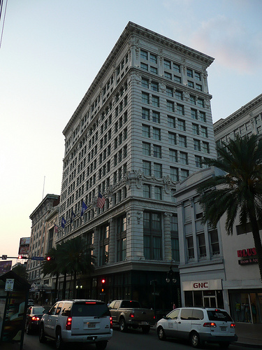 the ritz carlton, new orleans