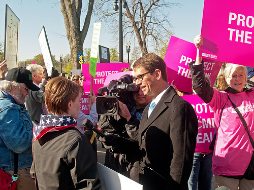 reporting on Obamacare from Washington