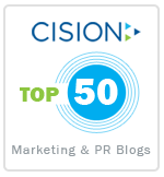 Cision Top 50 Marketing & PR Blogs