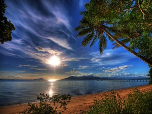 Pacific Morning by Paul Bica