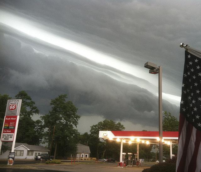 the East Coast derecho of June 29, 2012