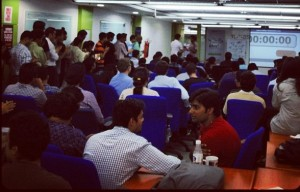 Startup Weekend India (Friday)