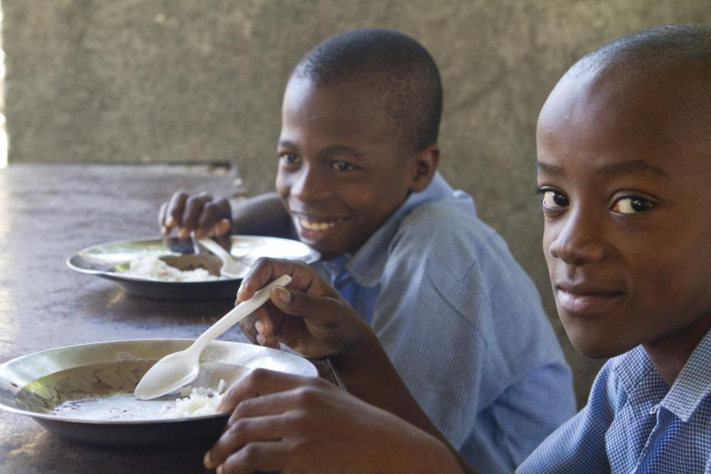 World Hunger Day 2012
