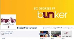 Bunker Six Degrees PR
