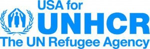 USA for UNHCR logo