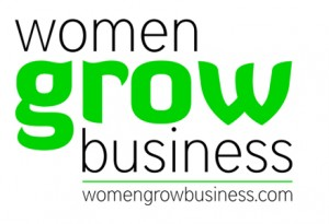 Women Grow Business logo