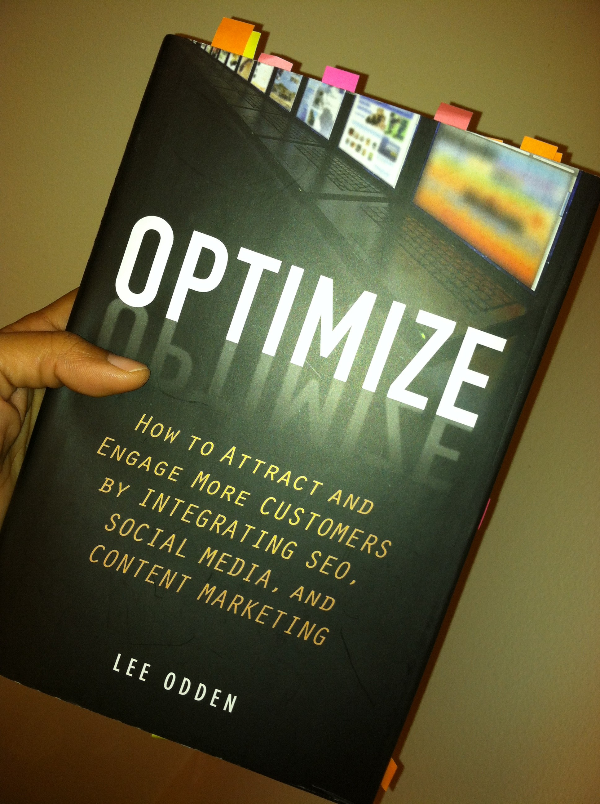 optimize the book