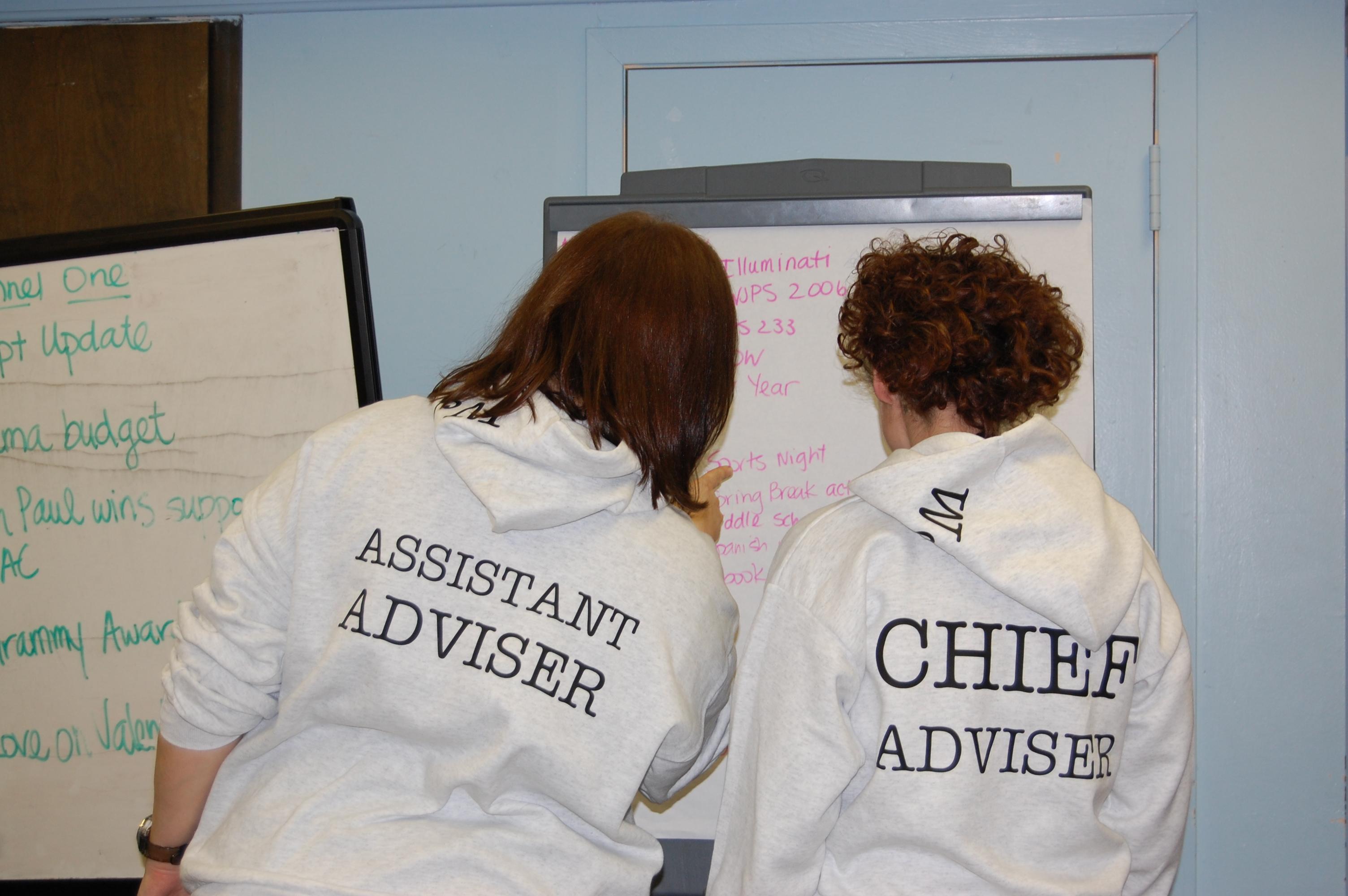 Advisers Teaching