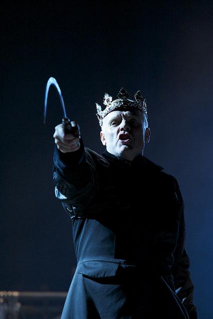 a performance of Richard III