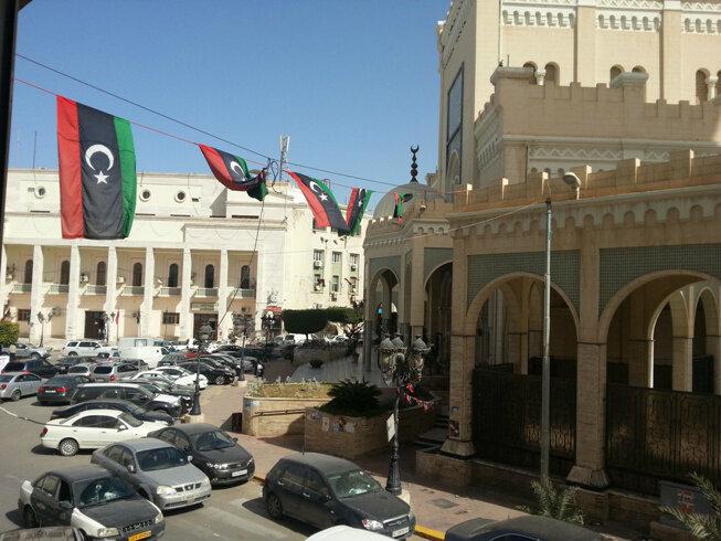 Algeria Square, Tripoli