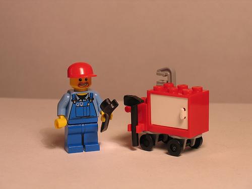 Lego Handyman