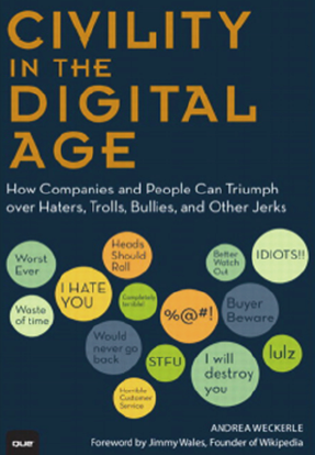 Civility in the Digital Age Book Cover