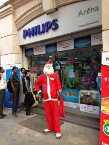 Phillips Santa