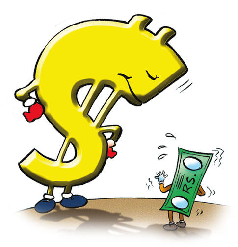 rupee-falls-against-dollar