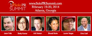 2014 SoloPR Summit