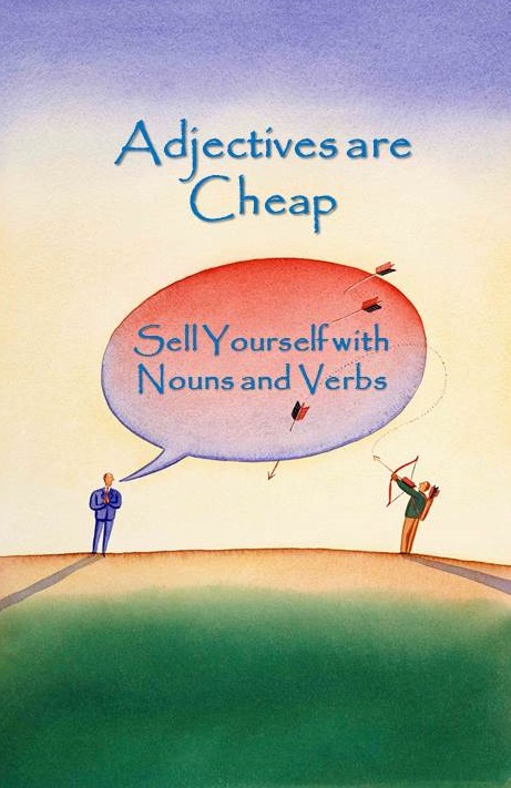 Adjectives Are Cheap