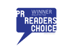 PR Reader's Choice Blog Award Winners (Communications Conversations)