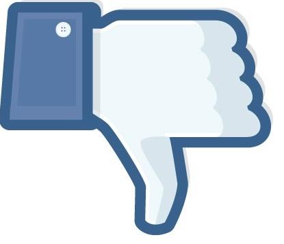 FB Thumb Down