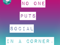 No one puts Social PR in a corner