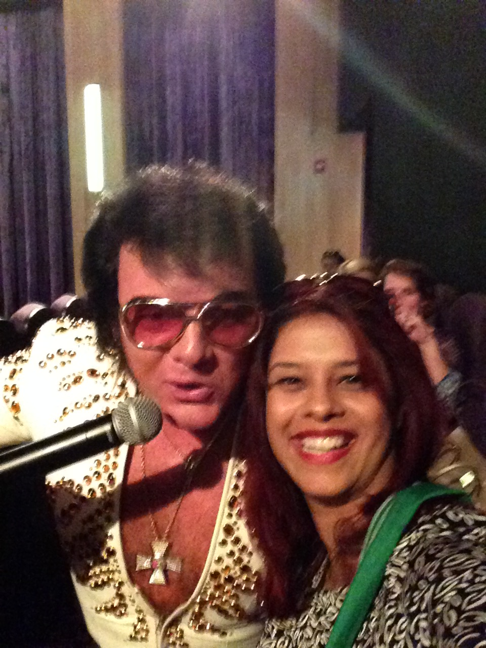 Elvis and Shonali
