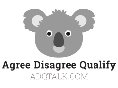 The ADQ koala keeps order in the ADQ online community.