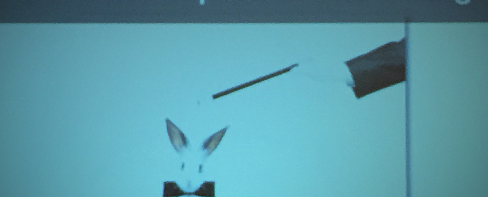 pulling a rabbit out of a hat: measuring content