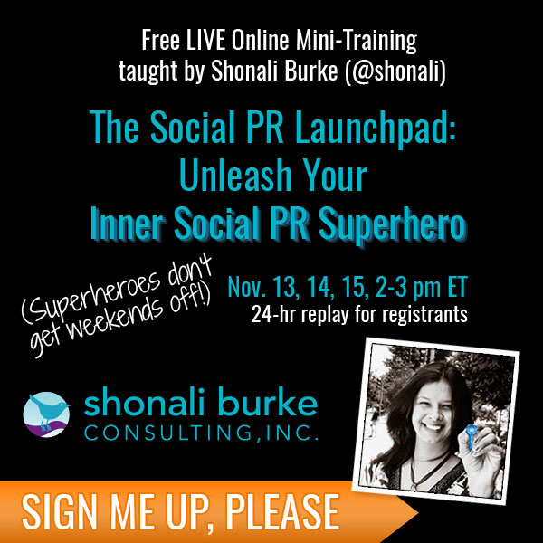 the social pr launchpad