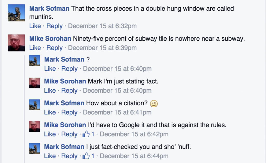 sofman-sorohan random facts