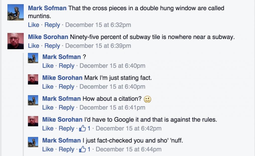 sofman-sorohan random facts