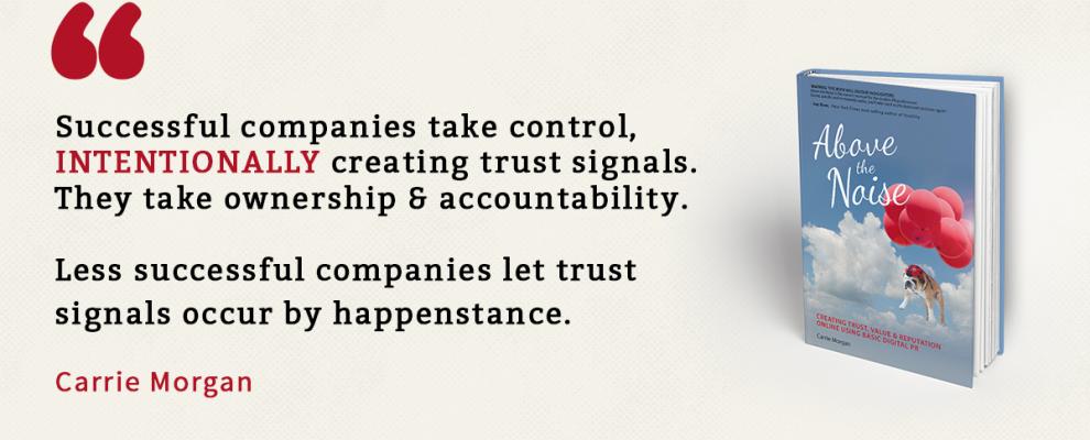 trust signals