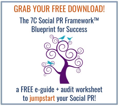 Social PR Blueprint for Success