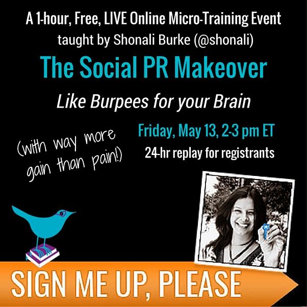 Social PR Makeover Sidebar