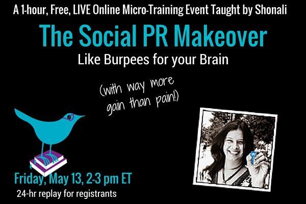 The Social PR Makeover Popup