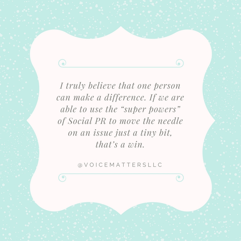 Michelle Kane Quote for Social PR Spotlight