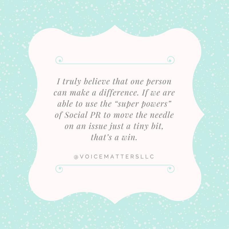 Michelle Kane Quote for Social PR Spotlight