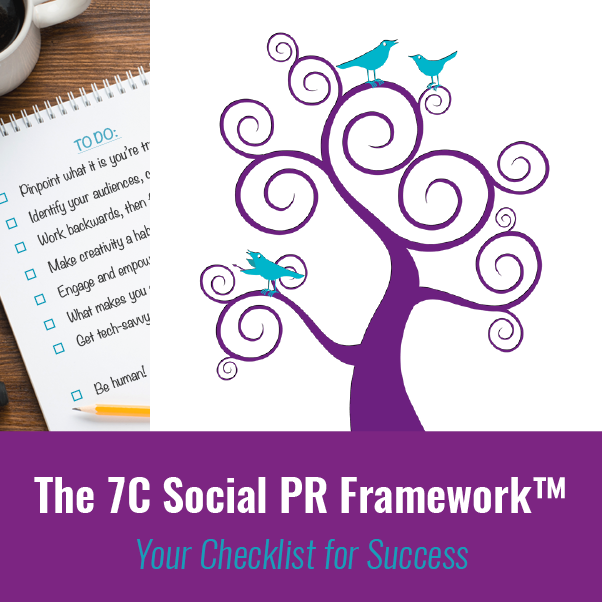 The Social PR Checklist for Success