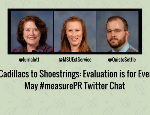 #measurePR Recap (May 2017): From Cadillacs to Shoestrings