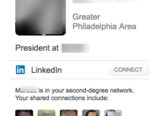 My Two-Step Secret to Making LinkedIn Your Beeyatch