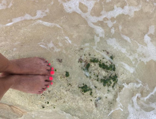 How a #toeselfie Can Build Your Network