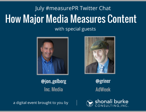#measurePR Recap (July 2017): How Major Media Measures Content